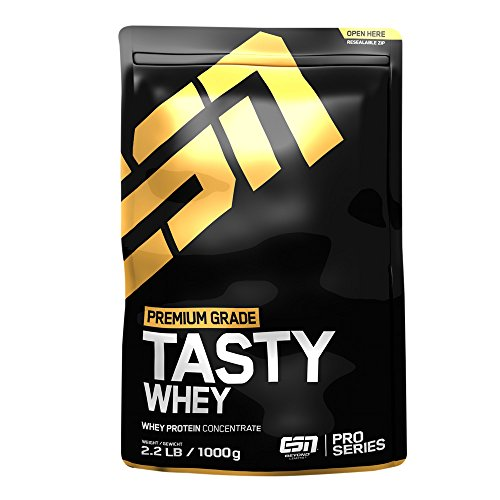 ESN Tasty Whey Protein, Chocolate, 1kg