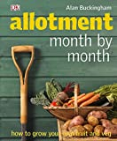 Best Books Months - Allotment Month by Month: How to Grow Your Review