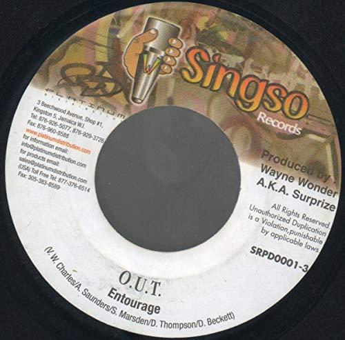 O.U.T. / Curious [Vinyl Single 7'']