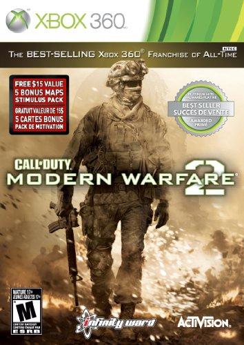 XBOX Call of Duty: Modern Warfare 2 Greatest Hits with DLC 51 oYsayASL