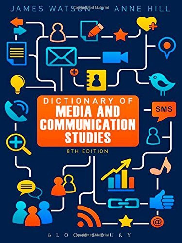 Dictionary of Media and Communication Studies by James Watson (2012-04-10) par James Watson;Anne Hill