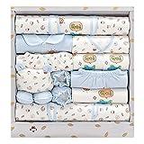 DorkasDE Baby Kleidungpaket Neugeborene Kleidung Set Baby Geschenkset für Baby 0-3 Monate