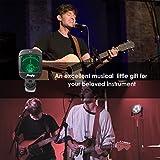 Mugig Clip-on Stimmgerät / Tuner für Gitarre, Ukulele, Bass, Geige, CE FCC Zertifiziert, Rohs-konform, Chromatisches Stimmgerät mit Batterie, Automatisch Ausgeschaltet - 5