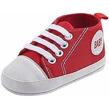 EUR 16,48 · ❤ Calzado Deportivo para niños, Bebés recién Nacidos Bebés y niñas Zapatos sólidos Antideslizantes