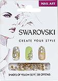 Swarovski Nail Art Loose Crystals - Yellow SS9