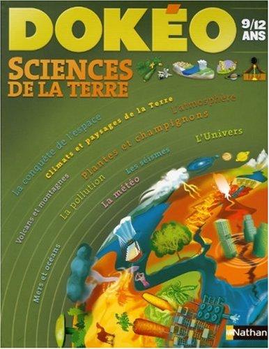 Dokéo Sciences de la Terre 9/12 ans