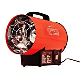 Best Garage Heaters - Hawk Tools 10kW 34,000BTU Propane LPG Gas Portable Review