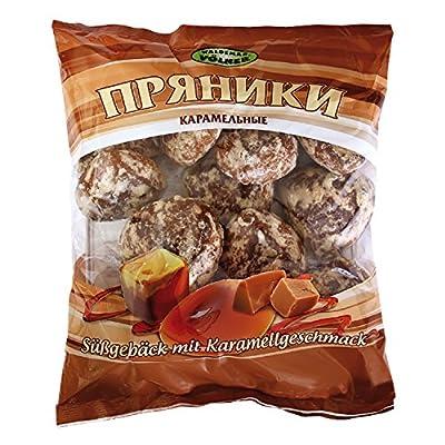 """Süßgebäck mit Karamellgeschmack """"Prjaniki Karamelnije"""""""