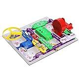 Creine Spielzeug Schaltungen Pädagogisches Spielzeug ab 3 Jahren Elektronik-Spielzeug Smart für Kinder Lernspielzeug Wissenschaft