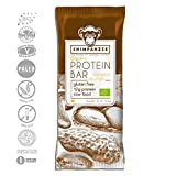 Chimpanzee Protein Riegel PEANUT BUTTER vegan bio raw glutenfrei laktosefrei 25er Box (25x45g) Chimpanzee Bar