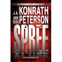 Spree (Codename: Chandler Book 2)