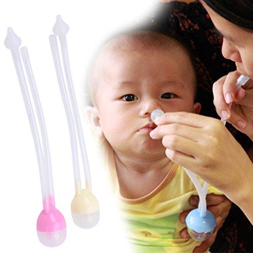 Lunji recién nacido bebé limpiador de nariz
