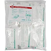 NOBA Verbandpäckchen klein steril 10 Stück einzeln preisvergleich bei billige-tabletten.eu