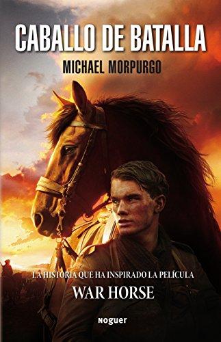 Libro sobre caballos: Caballo de batalla de Michael Morpurgo
