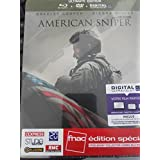American Sniper Edition Spéciale - Steelbook Combo Blu-Ray + DVD