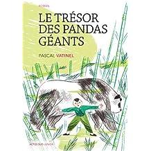 Le trésor des pandas géants
