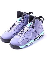 Nike Air Jordan 6 Retro GG, Zapatillas de Running para Niñas