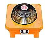 FTYUC Calefactor, Calefactor, Calefactor eléctrico. Hogar Solar pequeño. Ahorro de energía. Estofador. Estufa de Tostado.