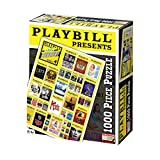 Playbill Broadway Cover Puzzle, 1000 Piece