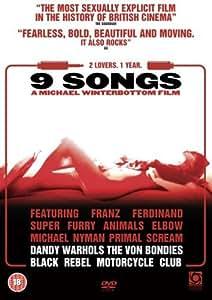 9 Songs [DVD]