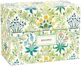 Victoria & Albert Museum William Morris Recipe Box