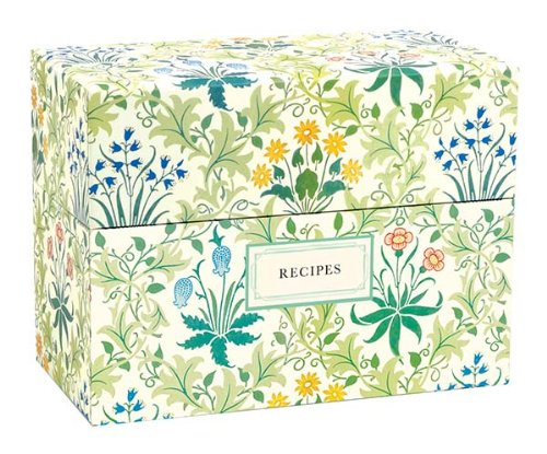 Recipe Box: V&A William Morris