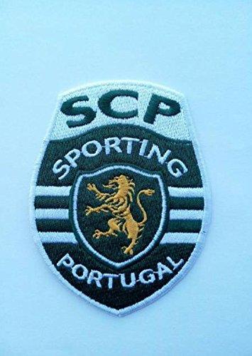 MAREL Patch Benfica Lisboa Football Club Aufnäher Bügelbild 7cm x 9 Replik