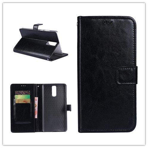 Funda® Flip Brieftasche Hülle für Doogee Y6 Max(Muster 2)