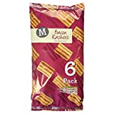 Morrisons Bacon Rashers 6 x 25g