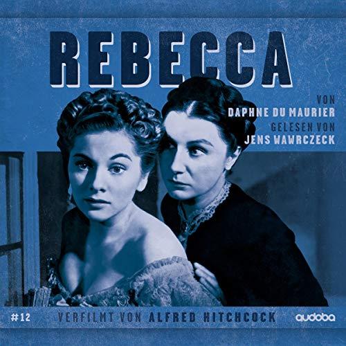 Buchseite und Rezensionen zu 'Rebecca' von Daphne du Maurier