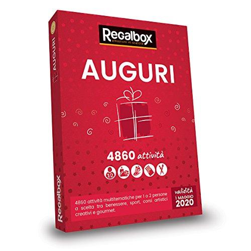 Smartbox Cofanetto Regalo - AUGURI - 6560 esperienze tra soggiorni ...