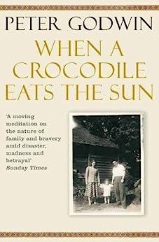 When A Crocodile Eats the Sun by [Godwin, Peter]