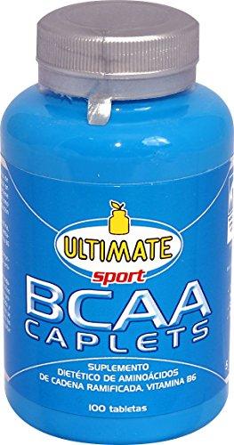 Ultimate Italia BCAA Caplets Aminoacidi Ramificati - 100 Caplets - 51 oqxkZS9L