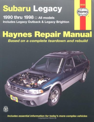 subaru-legacy-9098-haynes-repair-manual-paperback
