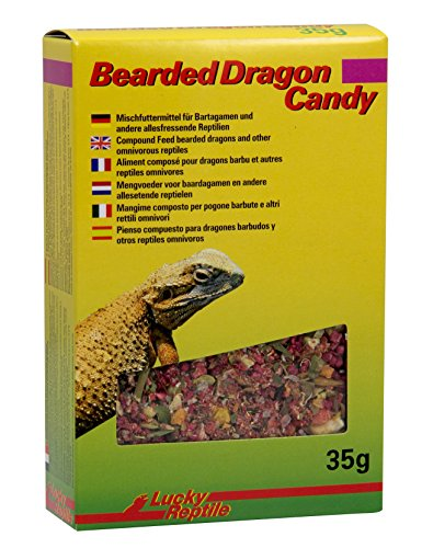 Lucky Reptile Bearded Dragon Candy 35 g, 1er Pack (1 x 35 g)