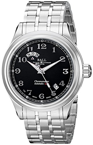 Montre - Ball - GM1020D-SCJ-BK