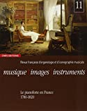 Musique, images, instruments - Le pianoforte en France (1780-1820) - N°11