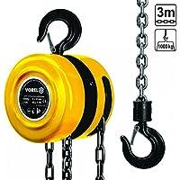 VOREL 80751 - bloque de la cadena 1000kg