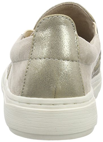 Marco Tozzi Damen 24700 Slipper Gold (Gold Metallic 947)