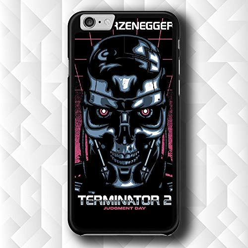 YJMNCKXC iPhone 5 5S SE Case Hülle T2Ter (5s Case-terminator Iphone)