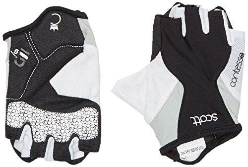 scott-damen-handschuhe-gloves-essential-sf-black-white-l-2355571007008