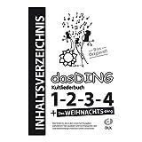 Dux Verlag Original Inhaltsverzeichnis für Das Ding Band 1-4+Das Weihnachts-Ding