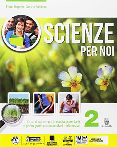 Scienze per noi. Plus. Per la Scuola media. Con e-book. Con espansione online: 2