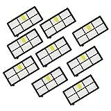 10stk HEPA Filter für iRobot Roomba 800 870 880 980 Staubsauger Ersatzfilter 800 900 Serie