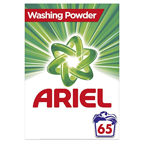 Ariel Washing Powder Original, Gives You Outstanding Stain Removal in The First Wash, 4.225 kg, 65 Washes