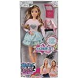 Simba 109273155 Bianca Fashion Doll con Cambio d'Abito
