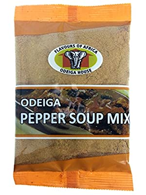 Odeiga Pepper Soup Mix 50g from Odeiga House