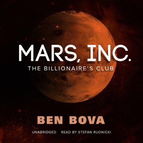 Mars, Inc.  Audiolibri