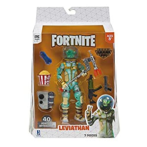Toy Partner- Leviathan FNT-Fig.Leviathan Legendary FNT0128, Multicolor (Jazwares