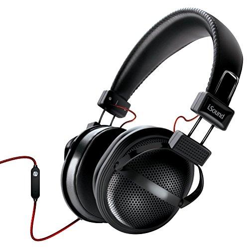 iSound ISOUND-dghp-5532hm-270Stereo-Kopfhörer mit InLine Mikrofon und Volumen